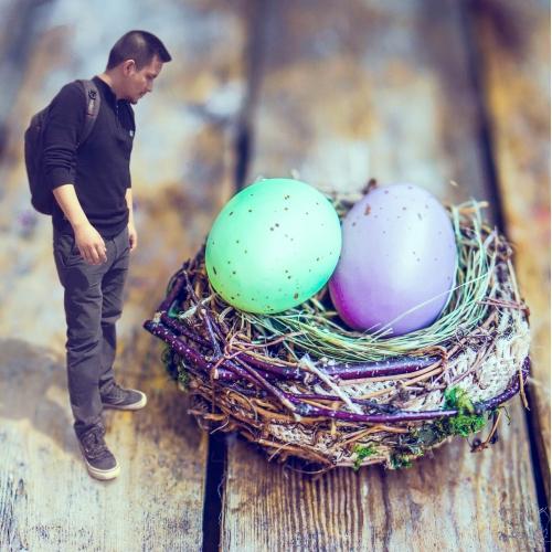 Giant Eggs