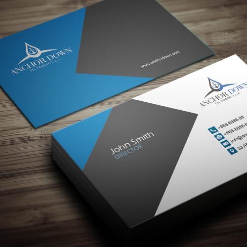 Business Card Mock-up Design