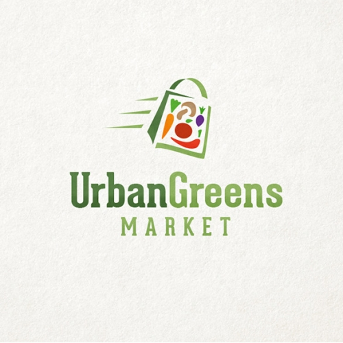 Urban Grenns Logo Design