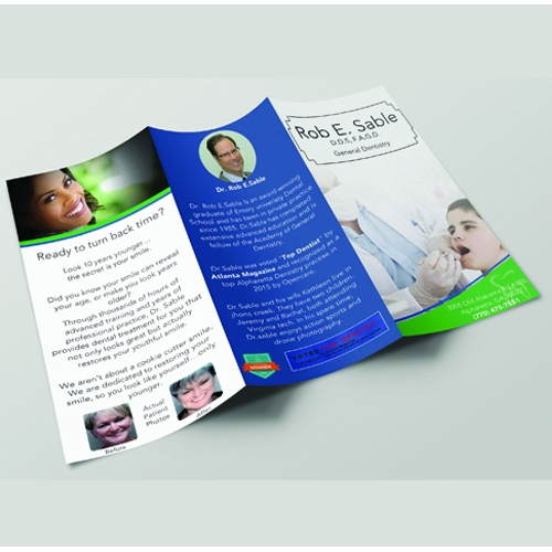 Robe Dental Care Brochure