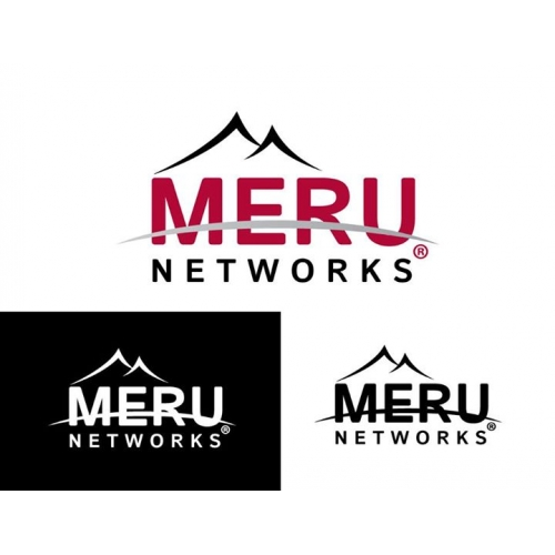 Logo design for a Meru networks