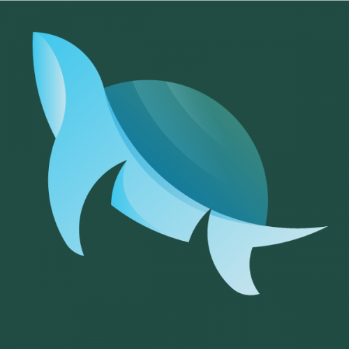 Sea Turtle Logo