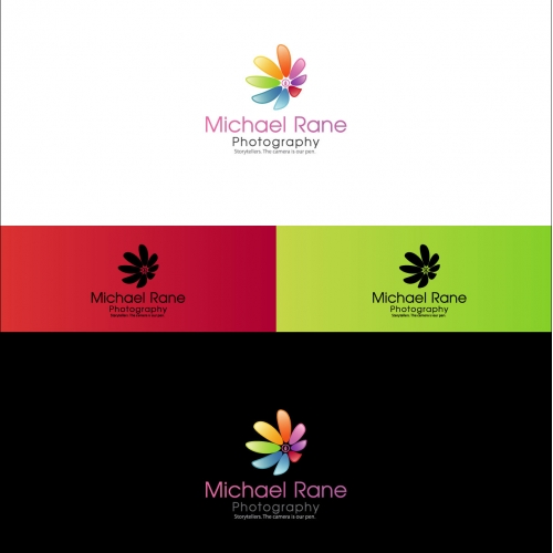 Michael Rane logo design