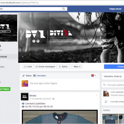 Facebook Media social Create