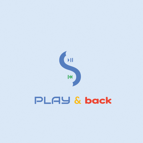 play and back