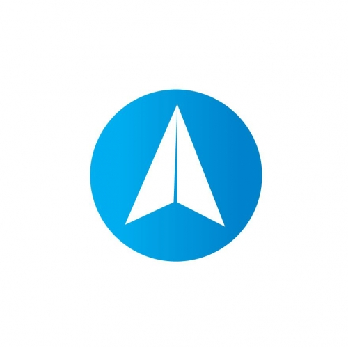 Logo for a globally leading aerospace company