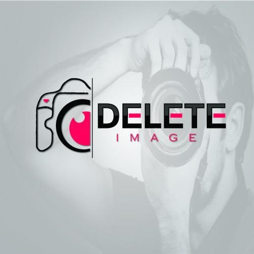 Delete image logo