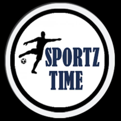 Sportz time logo design