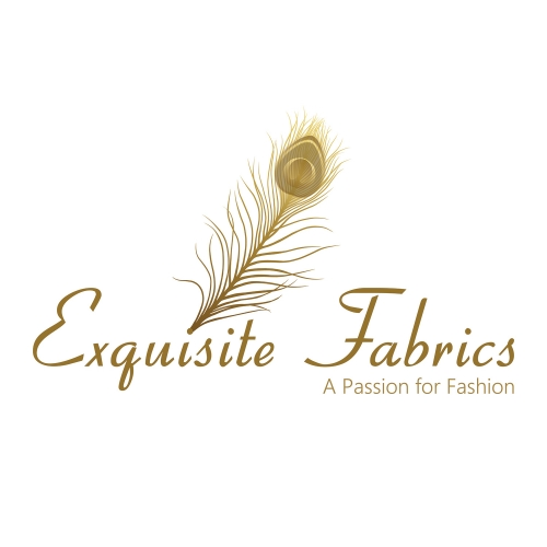 Exquisite Fabrics Logo Design