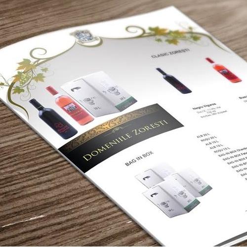 Domeniile Zoresti - wine industry
