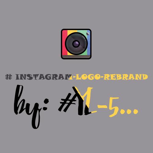 instagam logo rebrand