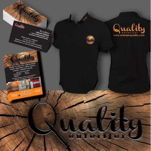 Brand Identity Enterijer Quality