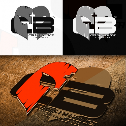 Christian Calisthenics, Clothing CO. - Corporate Identity