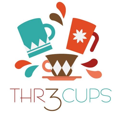 3 Cups Logo