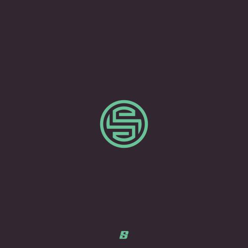 S monogram logo
