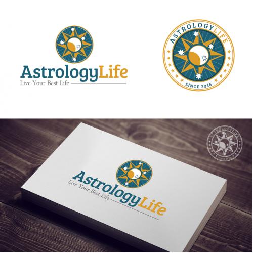 Astrological life Logo