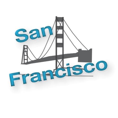 San Francisco the Gateway to the bay.
