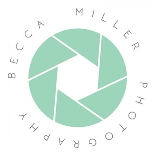 Becca Miller Photography Logo