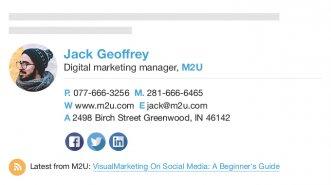 digital email signature