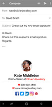 free online email signature
