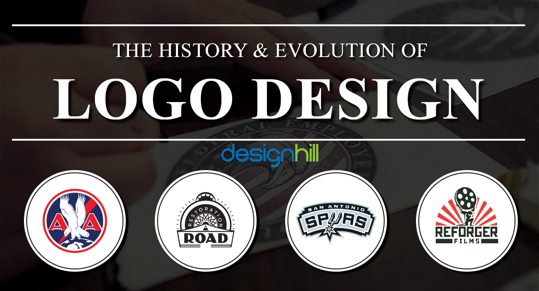 ddf142cb6453 The History   Evolution of Logos