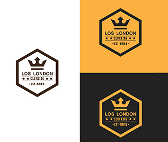 Los London Clothing logo history