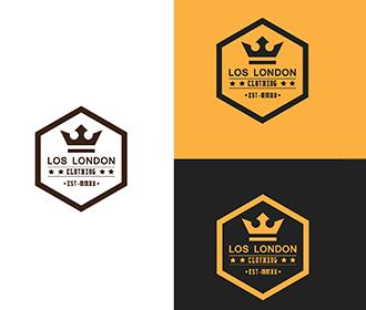 Los London Clothing logo history