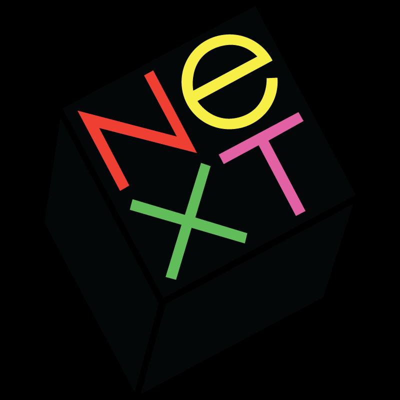 Next logo history