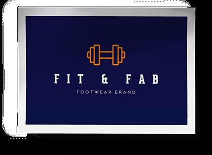 Fit & Fab Logo creator