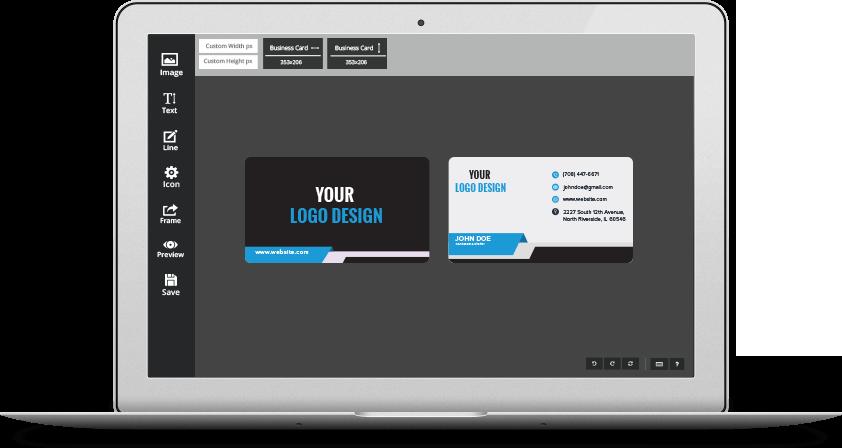 Free business card maker business card creator try our business card maker its fun colourmoves