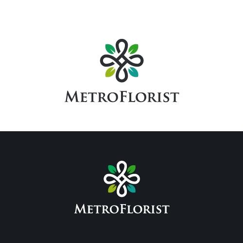 Floral Company Logo