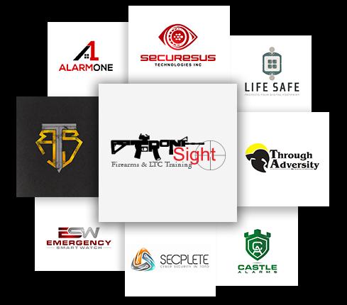Security Companies Logos