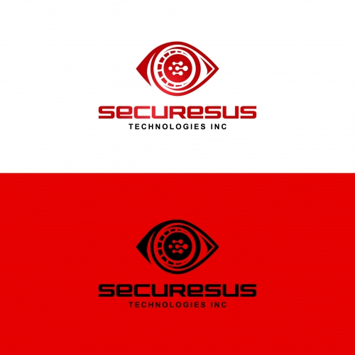 Security and surveillance logo design