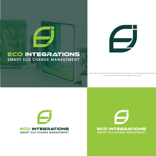 ENVIRONMENTAL AND IRRIGATION LOGO DESIGN