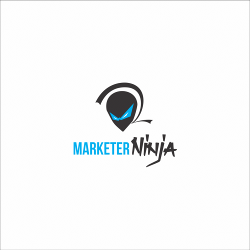 Online Marketing Agency Logo Design