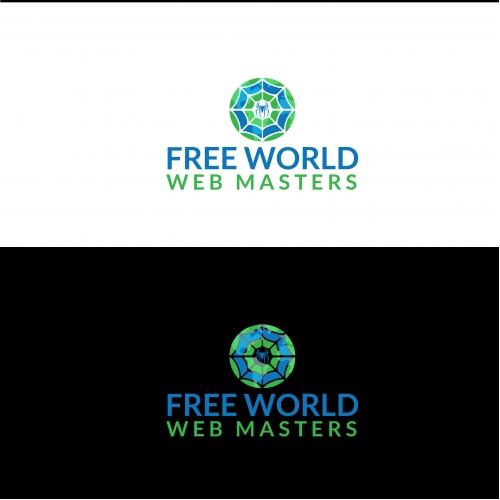 online social media agency logo