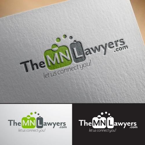 Online Directory Website Logo Design