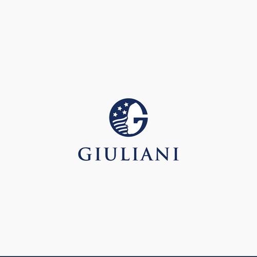 Giuliani Political Candidate Logo