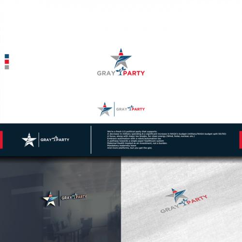 Political Party Needs A Logo Design