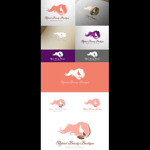 Hair and Beauty Logos