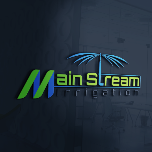 Irrigation logo design