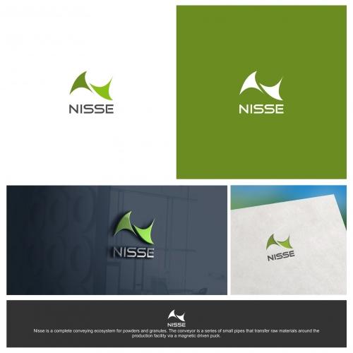 Industrial Startup Logos