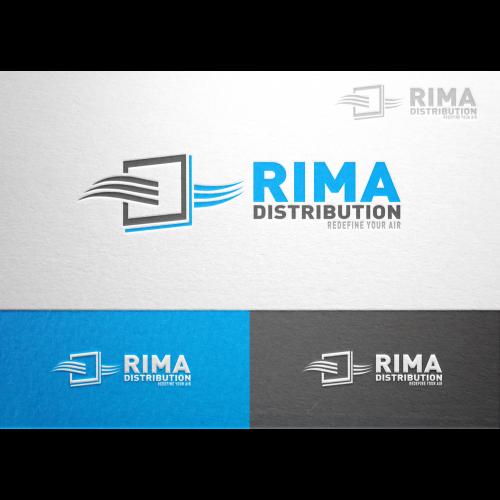Distribution Industry Logo
