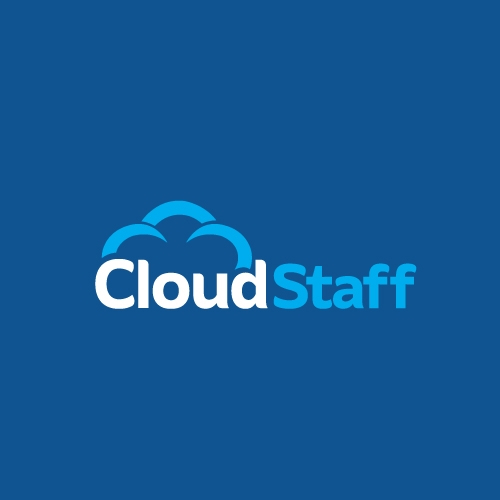 Cloud Staff Abstract logo