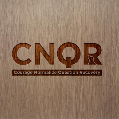 CNQR Abstract logo Design