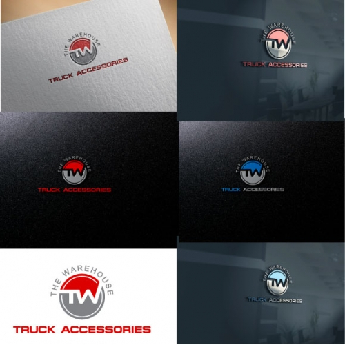 truck & food truck logos