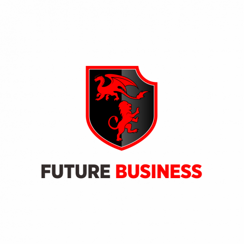 Future Business Abstract logo