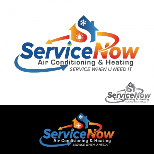Abstract Service Design Logo