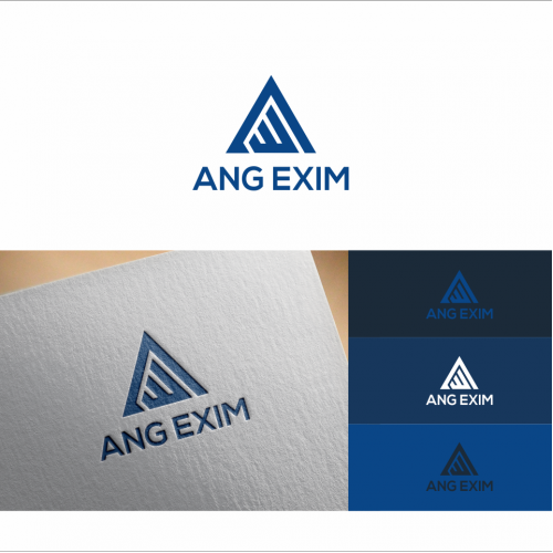 ANG Abstract logo