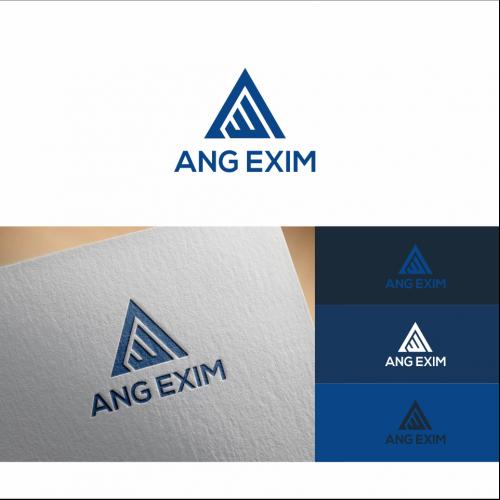 ANG Abstract logo